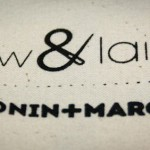 Collaboration Sew&laine • Antonin+Margaux