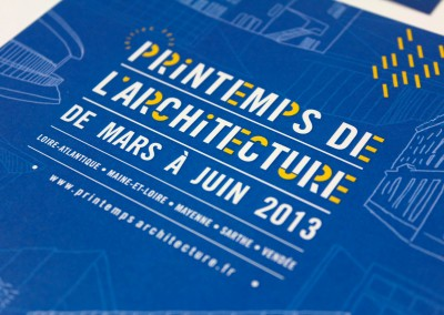 Le Printemps de l'Architecture